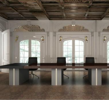 板式会议桌HY-02