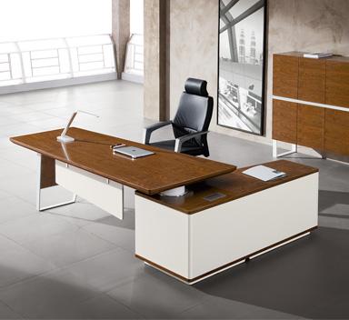 实木办公桌SZ-09