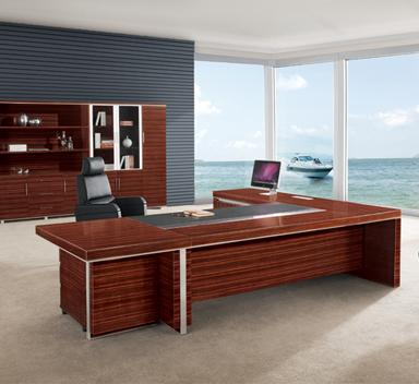 实木办公桌SZ-05