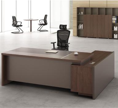 板式办公桌BZ-02