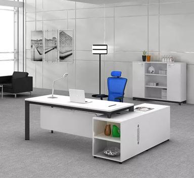 板式办公桌BZ-04