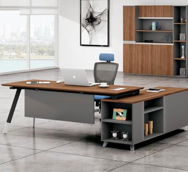 板式办公桌BZ-05
