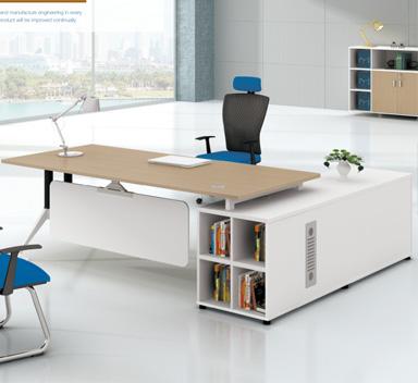 板式办公桌BZ-01