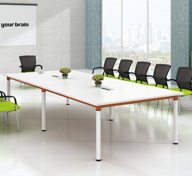 钢木结构会议桌GHY-05