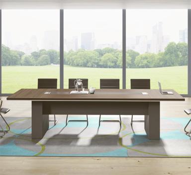 板式会议桌HY-01