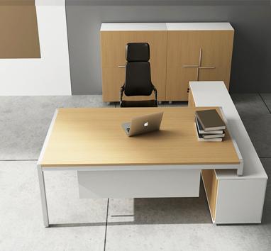 板式办公桌BZ-06