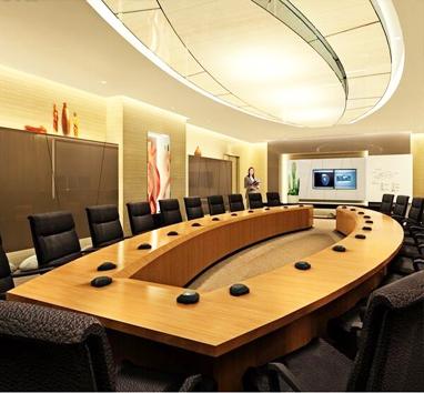 板式会议桌HY-03