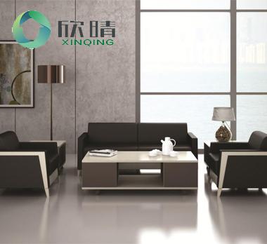实木办公沙发-04