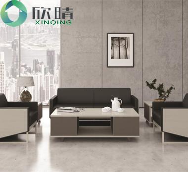 实木办公沙发-06