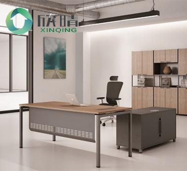 钢木结构办公桌GZ-11