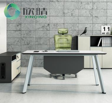 钢木结构办公桌GZ-03