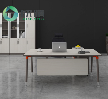 钢木结构办公桌GZ-12