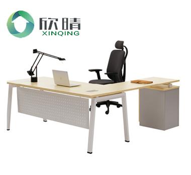 钢木结构办公桌GZ-21