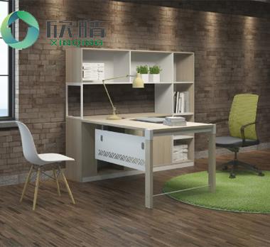 钢木结构办公桌GZ-17
