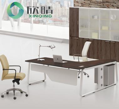 钢木结构办公桌GZ-14