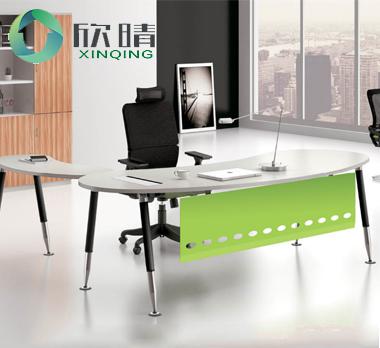 钢木结构办公桌GZ-20