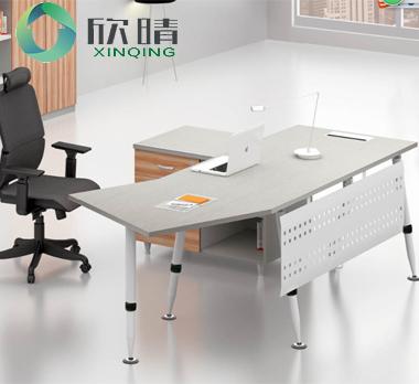 钢木结构办公桌GZ-19
