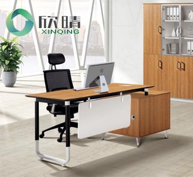 钢木结构办公桌GZ-18
