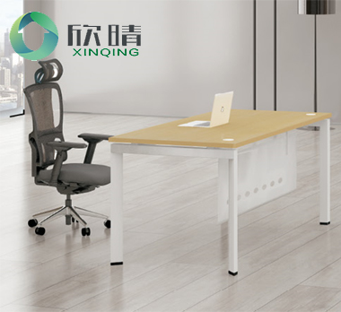 钢木结构办公桌GZ-16