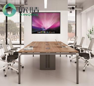 钢木结构会议桌GHY-14