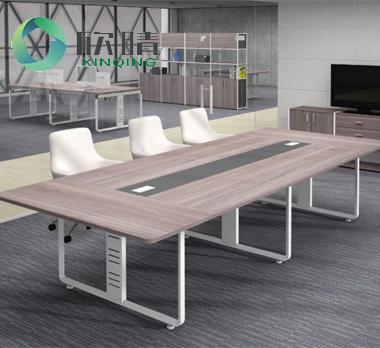钢木结构会议桌GHY-18