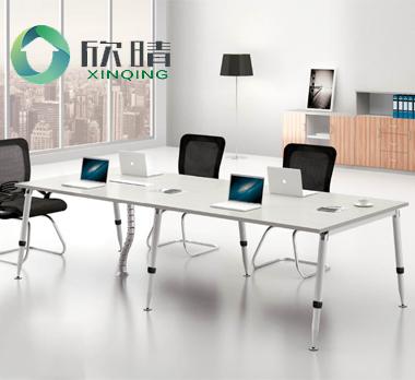 钢木结构会议桌GHY-19