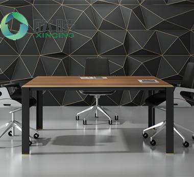 钢木结构会议桌GHY-21