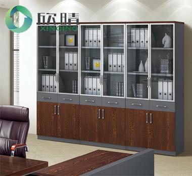 实木文件柜-17