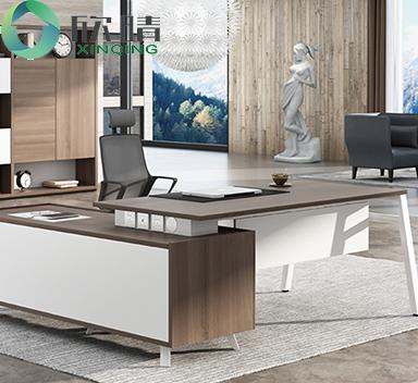 钢木结构会议桌GHY-22