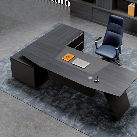 板式办公桌BZ-24
