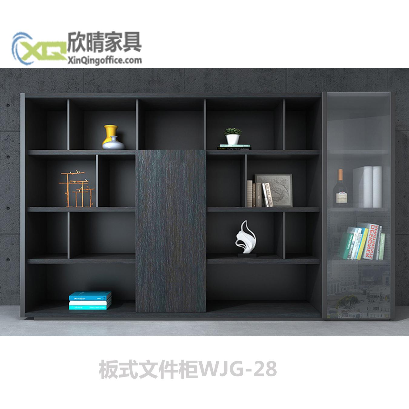 板式文件柜WJG-28