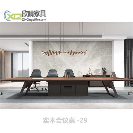 实木会议桌-29